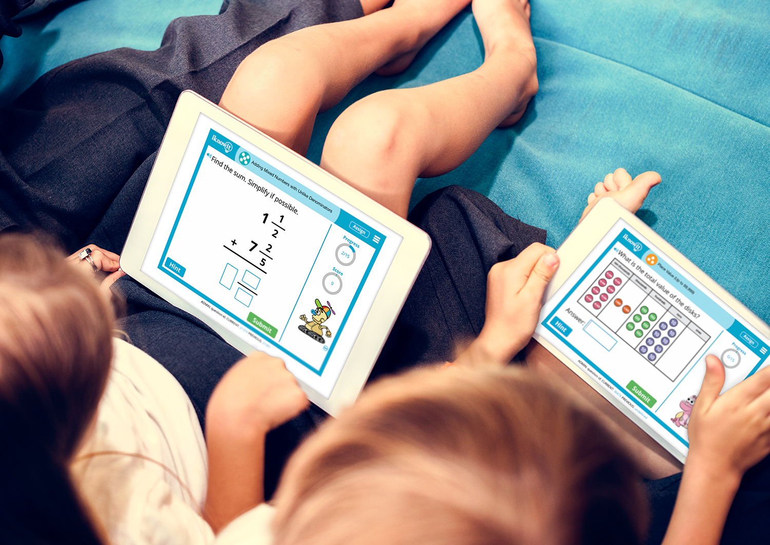 Play Interactive Online Math Games
