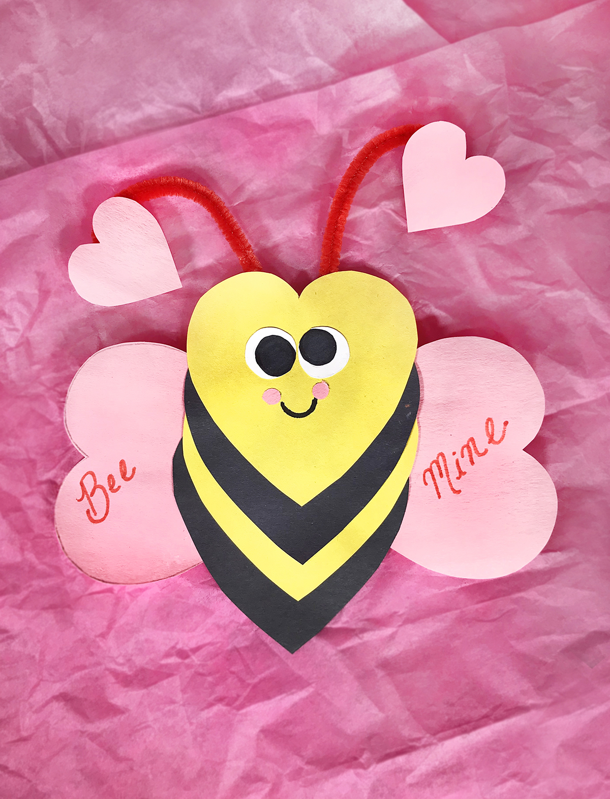 Bee Mine Valentine